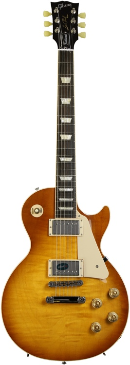 Gibson Les Paul Traditional - Caramel Burst image 1