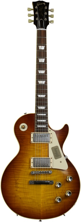 Gibson Custom 1960 Les Paul Standard Reissue - Iced Tea, VOS image 1