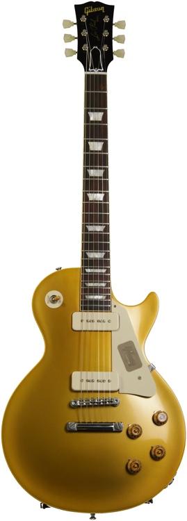 Gibson Custom 1956 Les Paul Goldtop - Antique Gold VOS image 1