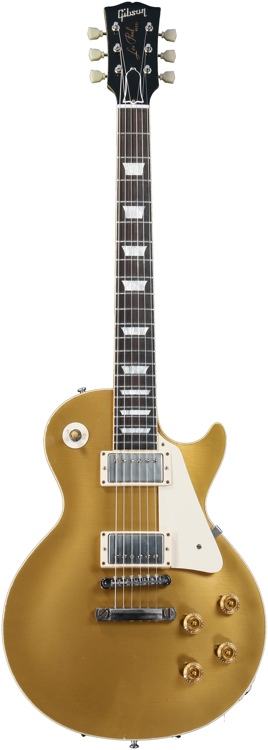 Gibson Custom 1957 Les Paul - Gold Top, Lightly Aged image 1