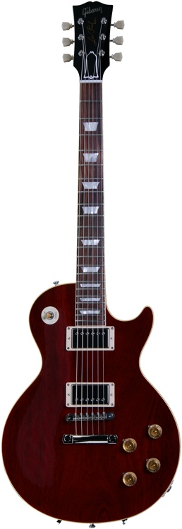 Gibson Custom 1957 Les Paul Reissue - Mahogany Top, Faded Cherry image 1