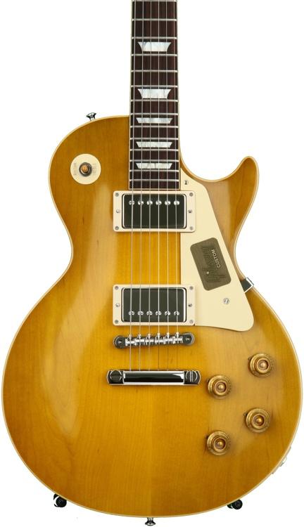 Gibson Custom True Historic 1958 Les Paul - Vintage Lemon Burst image 1