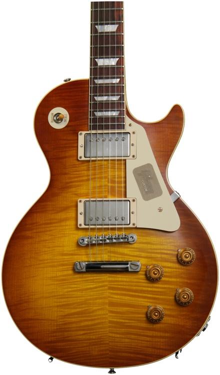 Gibson Custom 1959 Les Paul Reissue VOS - Ice Tea image 1