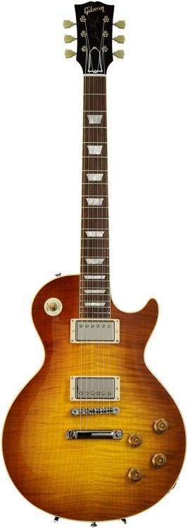 Gibson Custom 1959 Les Paul Reissue - Amber Burst image 1