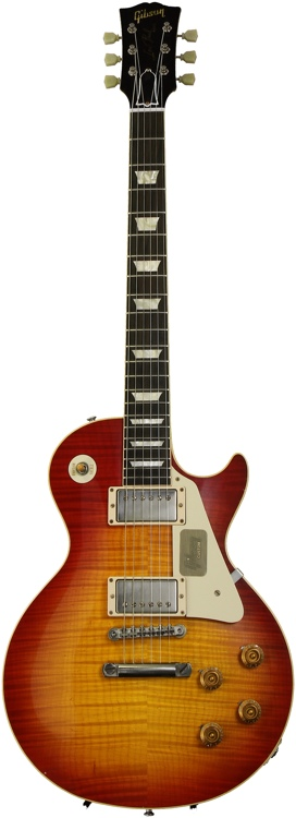 Gibson Custom Les Paul 1959 Reissue - Washed Cherry, Murphy Aged image 1