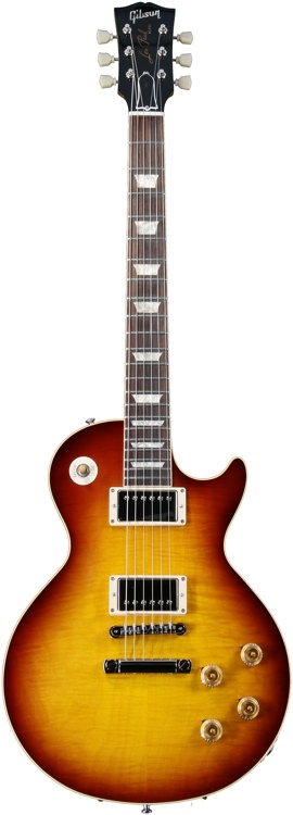 Gibson Custom 1959 Les Paul Reissue Gloss - Slow Iced Tea Fade image 1
