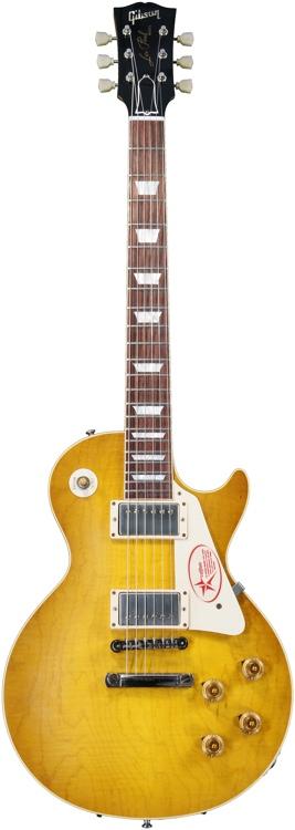 Gibson Custom 1959 Les Paul Standard VOS - Lemon Burst image 1