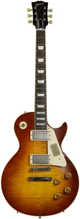 Gibson Custom 1959 Les Paul Standard VOS - Sunrise Tea Burst image 1