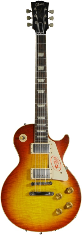 Gibson Custom 1959 Les Paul Standard Reissue - Washed Cherry image 1