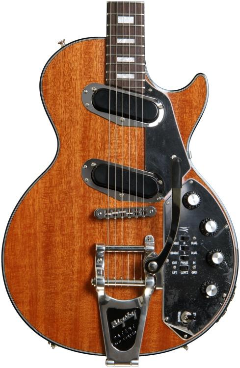Gibson Les Paul Recording II - Natural Walnut image 1