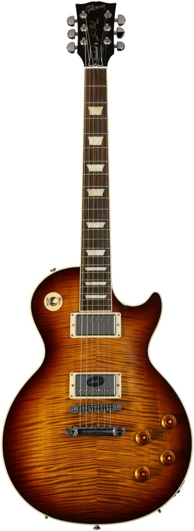 Gibson Les Paul Standard Premium - Desert Burst, AAAA Flame Maple image 1