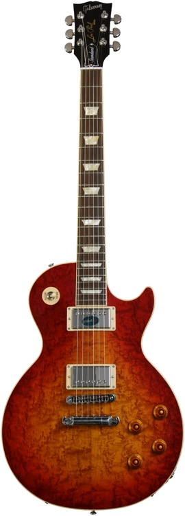 Gibson Les Paul Standard Premium - Heritage Sunburst, AAA Birdseye image 1