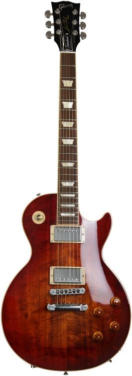 Gibson Les Paul Standard Premium - Heritage Sunburst, Figured Koa  image 1