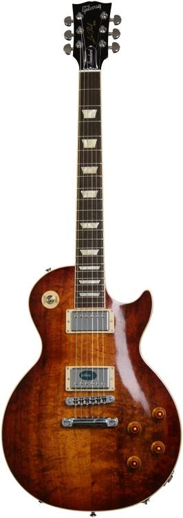 Gibson Les Paul Standard Premium - Honey Burst, Figured Koa image 1