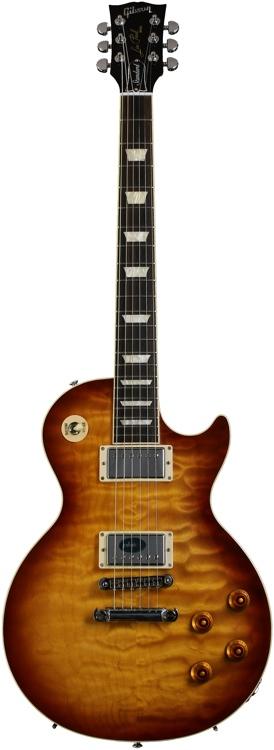 Gibson Les Paul Standard Premium - Honey Burst, AAA Quilt Maple image 1
