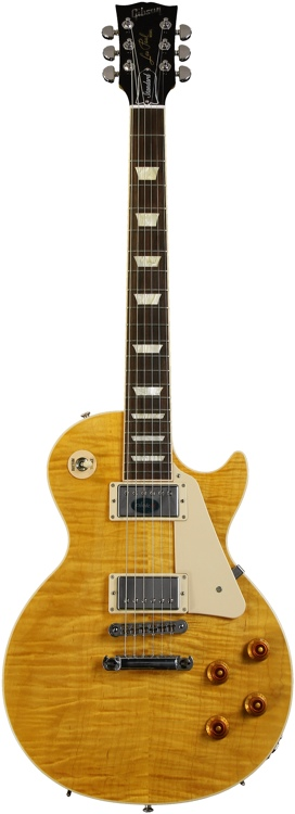 Gibson Les Paul Standard - Translucent Amber, 2013 image 1