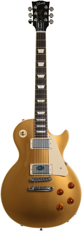 Gibson Les Paul Standard - Goldtop, 2013 image 1