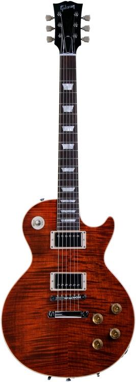 Gibson Custom Les Paul Standard - Siberian Tiger image 1
