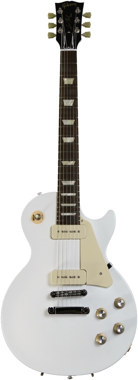 Gibson Limited Edition Les Paul \'60s Studio Tribute - Worn White image 1