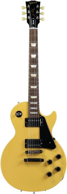 Gibson Les Paul Studio Satin - Yellow image 1