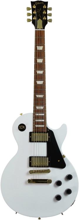 Gibson Les Paul Studio Gold Series - Alpine White image 1