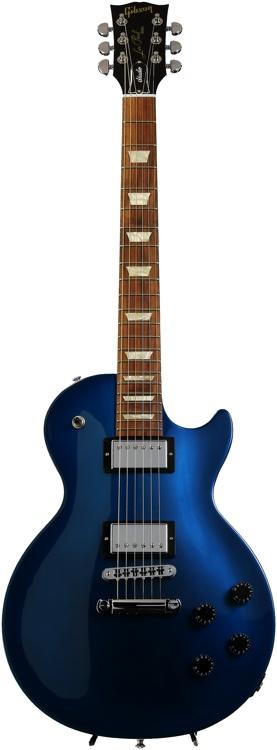 Gibson Les Paul Studio Nitrous - Cobalt Blue image 1
