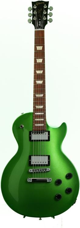 Gibson Les Paul Studio Nitrous - Electric Lime image 1