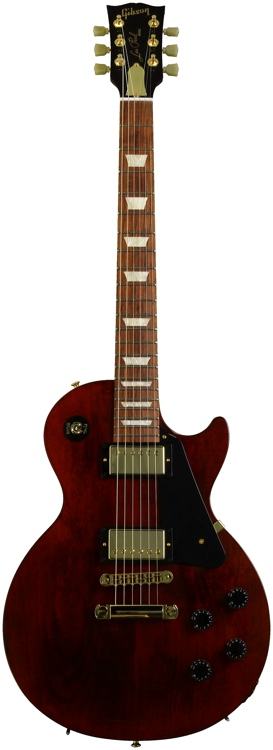 Gibson Les Paul Studio Gold Series - Wine Red image 1