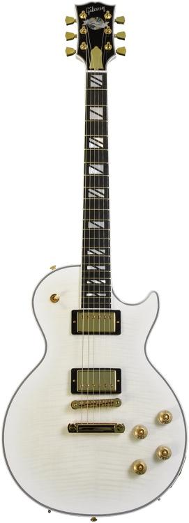 Gibson Les Paul Supreme - Alpine White Burst image 1