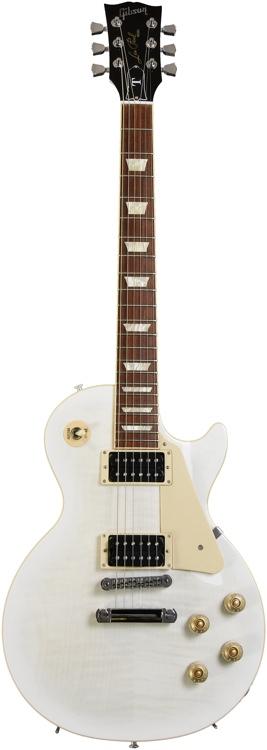 Gibson Les Paul Signature T - Alpine White Burst image 1