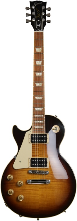 Gibson Les Paul Signature T Left Hand - Vintage Sunburst image 1