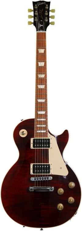 Gibson Les Paul Signature T Min-ETune - Wine Red  image 1