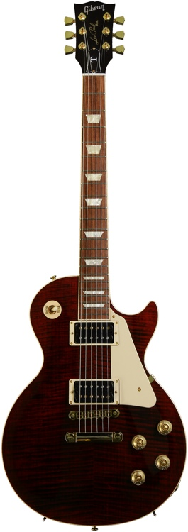 Gibson Les Paul Signature T Gold Series - Wine Red  image 1