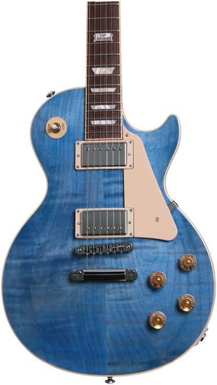 Gibson Les Paul Traditional - Ocean Blue image 1
