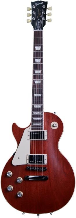 Gibson Les Paul Traditional Mahogany Satin - Cherry Satin Lefty image 1