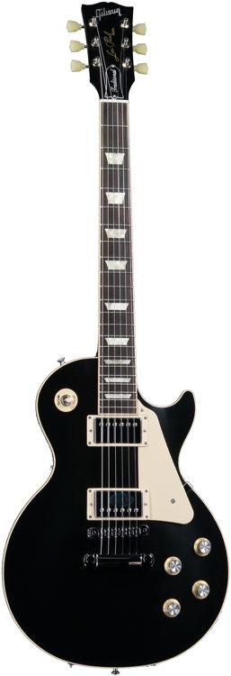 Gibson Les Paul Traditional Mahogany Satin - Satin Ebony image 1