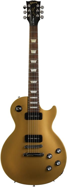 Gibson Les Paul \'50s Tribute - Goldtop Vintage Gloss image 1