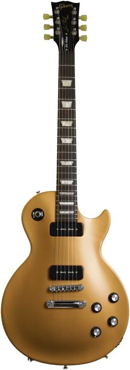 Gibson Les Paul \'50s Tribute Min-ETune - Goldtop Vintage Gloss image 1