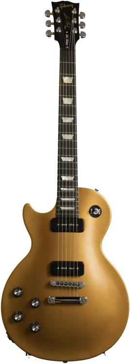 Gibson Les Paul \'50s Tribute Left Hand - Goldtop, dark back image 1