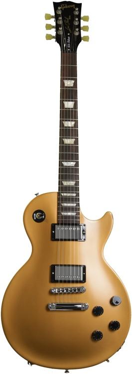 Gibson Les Paul \'60s Tribute Min-ETune - Goldtop Vintage Gloss image 1