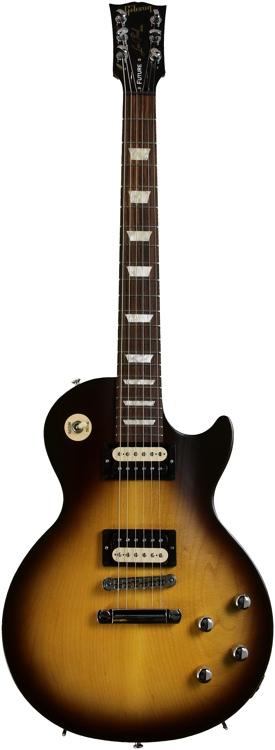 Gibson Les Paul Tribute Future - Vintage Sunburst Vintage Gloss image 1