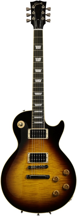 Gibson Custom Les Paul Axcess - Tobacco Burst, Stoptail image 1