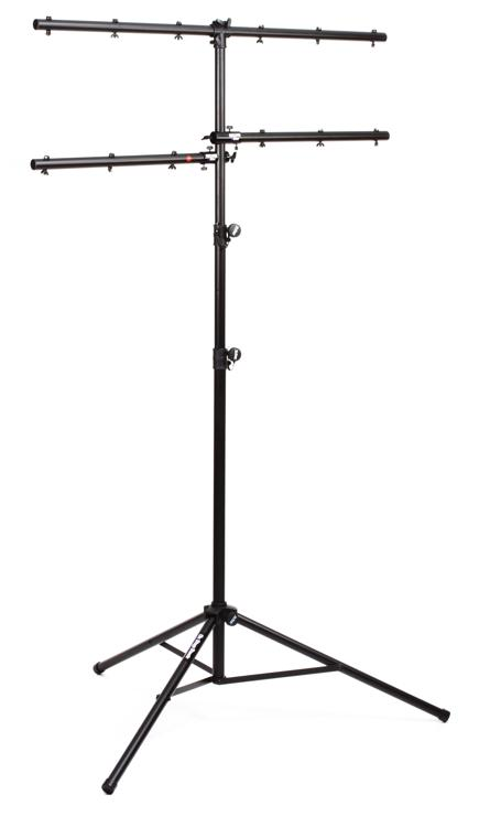 On-Stage Stands LS7720QIK - Quick-Connect u-mount Lighting Stand image 1