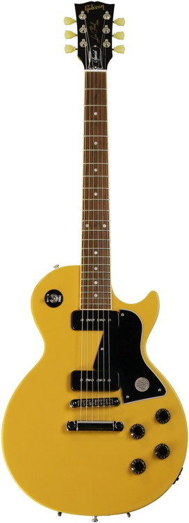 Gibson Les Paul Junior Special P-90 - Gloss Yellow image 1
