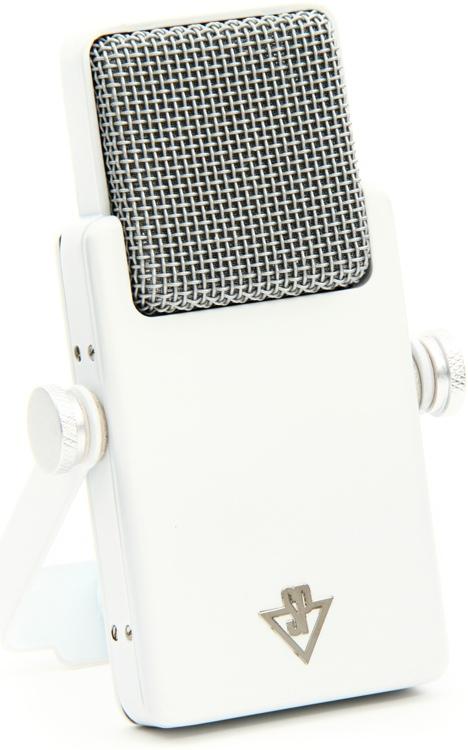 Studio Projects LSM Large-diaphragm Condenser USB/XLR Microphone - White image 1