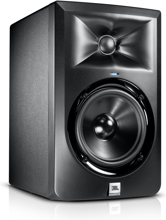 Jbl Lsr305 5 Quot Powered Studio Monitor Sweetwater