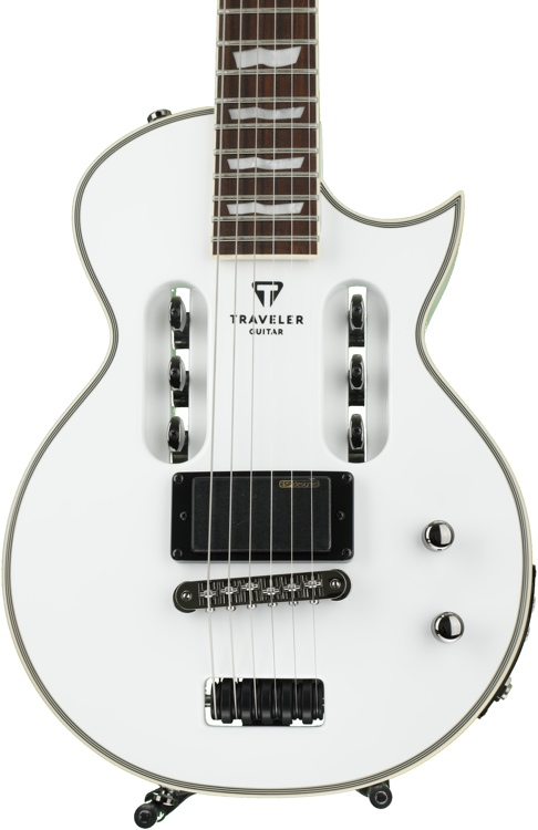 Traveler Guitar LTD EC-1 - White image 1