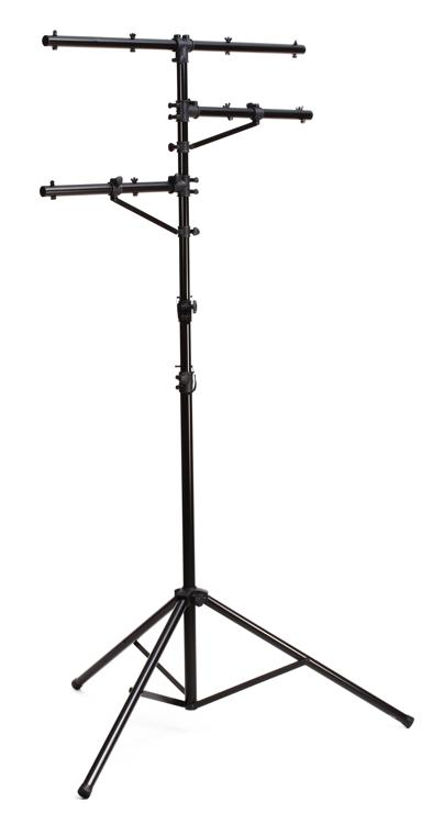 ADJ LTS-1 Portable Lighting Tripod Stand w/Side Bars image 1