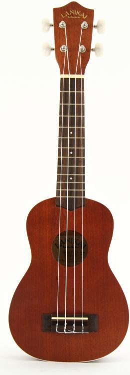 Lanikai LU21 Soprano Uke - Bag, Strings,  image 1