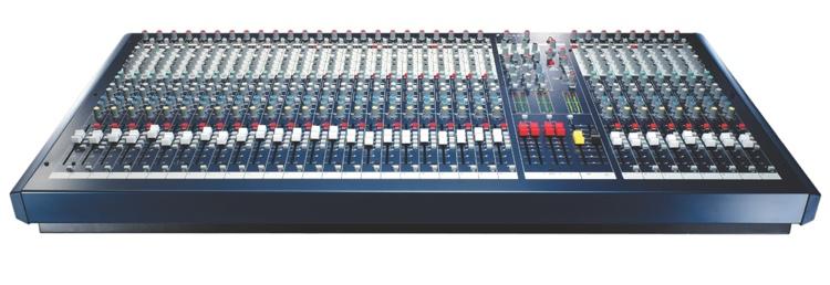 Soundcraft LX7ii 32 image 1